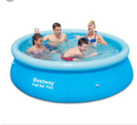 Brand new still in packaging 8ft pool