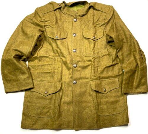 WWI US M1917 WOOL COMBAT FIELD TUNIC- SIZE MEDIUM 40R