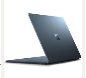 Brand new Microsoft laptop