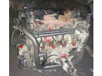 Vauxhall Corsa 1.3 CDTI Engine Code Y13DTI With x4 Injectors (2004)