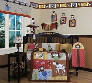 NEW cribs bedding set 13 pieces at $ 159.99 (TX Included)
