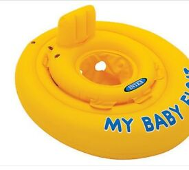 Swimming baby float