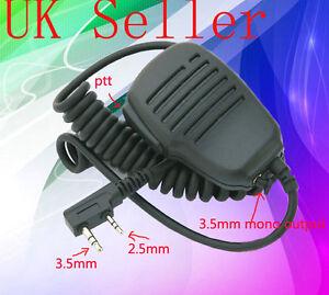 Pro-Speaker-Mic-For-Kenwood-Wouxun-KG-UVD1-KG-UVD1P