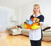 Maria's cleaning @ Oakville, Burlington ★ 416-885-8303