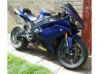Yamaha R1 4c8 2007 not gsxr zx10r cbr r6 gixer