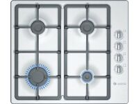 Bosch PBP615B90E 600mm gas hob, 4 years old and in very good condition