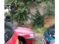 2002 avensis spares