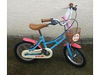 "Dawes girls 14"" bike"