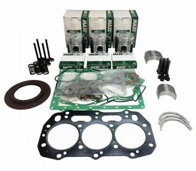 Engine Overhaul Rebuild Kit Ford Nh Skid Steer L140 L150 Ls140 Ls150 - .50mm