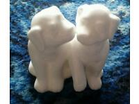Puppy Love - Moments by Coalport