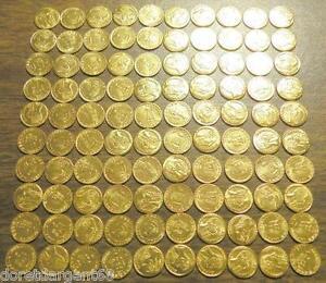 """GROS LOT DE 30 Pièces """"or"""" 10 ST GAUDENS 10 MAXIMILIANO 10 KRUGERRAND 1,99€! - France - Métal: Or plaqué Lot: Lot, Collection - France"""