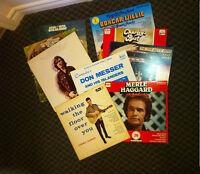 Old LP Records