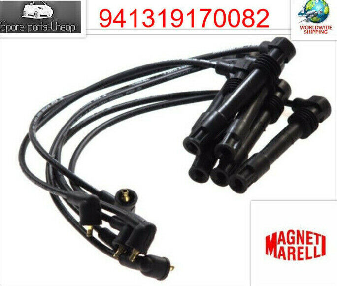 132-02-240 ASHIKA IGNITION CABLE SET LEADS KIT L NEW OE REPLACEMENT
