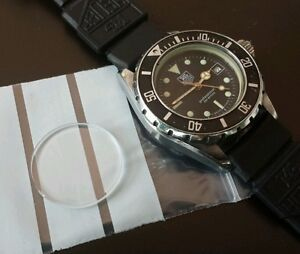 QUALITY REPLACEMENT GLASS FOR VINTAGE TAG HEUER 1000 LADY ...