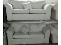 Ex display amelia sofa bed metal action only £130