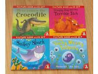 Audio books CD story books kids