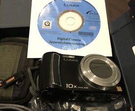 Lumix Panasonic TZ5 Digital Camera - Boxed £30