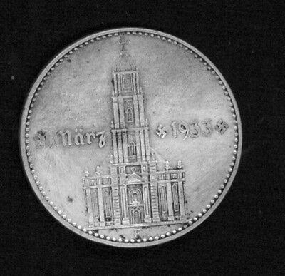 Deutsches Reich J 356 2 Reichsmark 1936 F ss