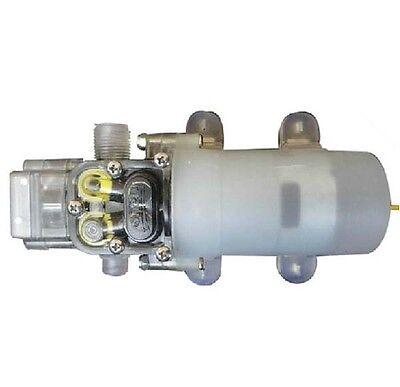 Dc12v 4.5lmin High Pressure Micro Diaphragm Water Pump Automatic Switch 100psi