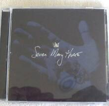 Special Japan Promo CD - Seven Mary Three - Crown Rock 1997 JG1 Sydney Region Preview