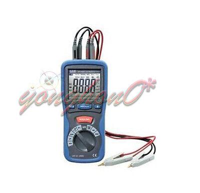 Dt-5302 Cem Digital High-accuracy Kelvin 4-wires Small Resistance Milliohm Meter