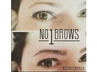 Microblading Special Offer! Fully qualified and insured with 3 years experience. By N01 Brows