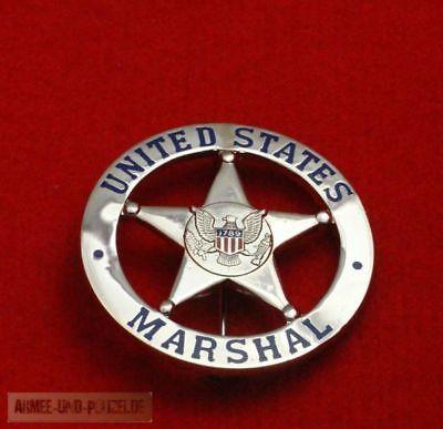 Historisches United States Marshal badge original B&C
