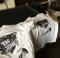 Wholesale Custom Printed T-shirts + Apparel