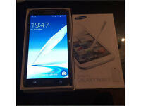 Samsung Note 2(16gb) All networks