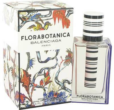 Balenciaga Florabotanica Perfume Women Eau De Parfum Spray Fragrance New (Balenciaga Women Perfume)