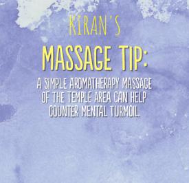 Kirans indian massage