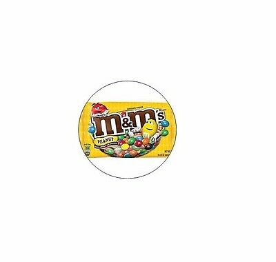 24 Mms Small Stickers - Circle 1.5 Diameter Vending Machine Stickers