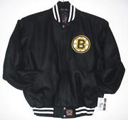 Leather Jackets NHL XL