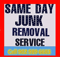 Same Day junk removal service call now