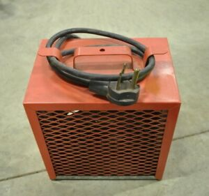 Large heater for garage shop or greenhouse