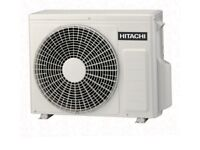 Air conditioning with professional instalation