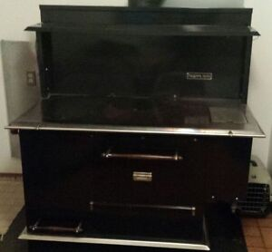 Pioneer Maid Wood Burning Cook Stove asking $2900 OBO