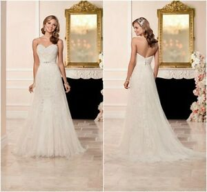 NEW Stella York, size 12, 2016 design, style 6341 (RRP $2,200) Kangaroo Valley Shoalhaven Area Preview