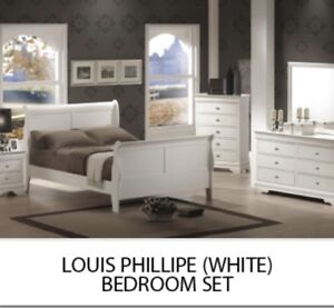 Brand New Bedroom Suite 'White or Cherry Colour'