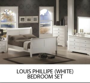 Beautiful Brand New Bedroom Suite -White or Cherry