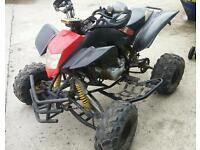 2009 bashan 250cc quad