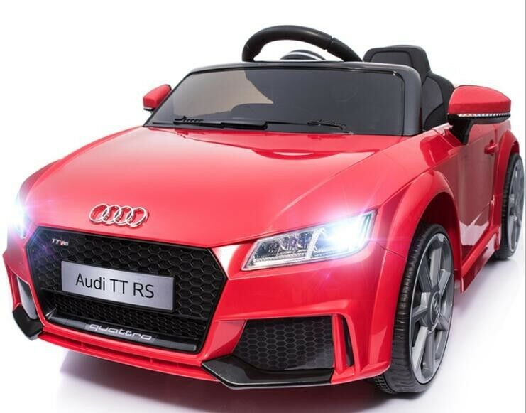 TC003 Authentic By Audi! Electric Racing Baby Toy Kid's electrical car