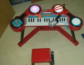 Keyboard / boom board from ELC