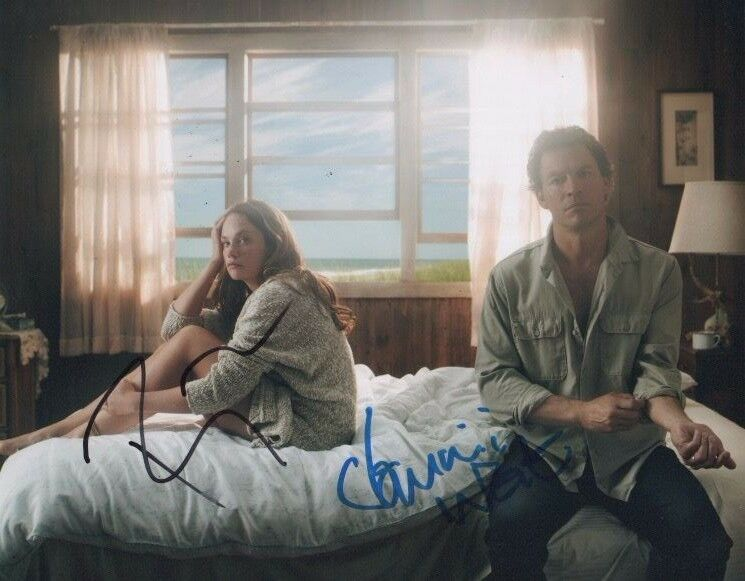 Dominic West Ruth Wilson The Affair Autographed Signed 8x10 Photo COA #4
