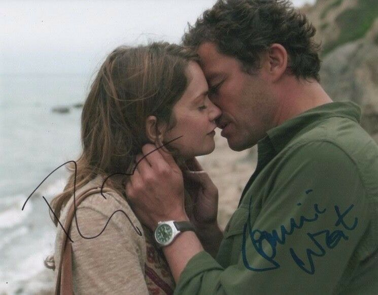 Dominic West Ruth Wilson The Affair Autographed Signed 8x10 Photo COA #1