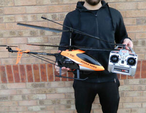 VOLITATION 9131 RC RADIO/REMOTE CONTROL HELICOPTER LARGE OUTDOOR,FANTASTIC GIFT!