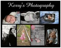 Newborn and child photography in your own home