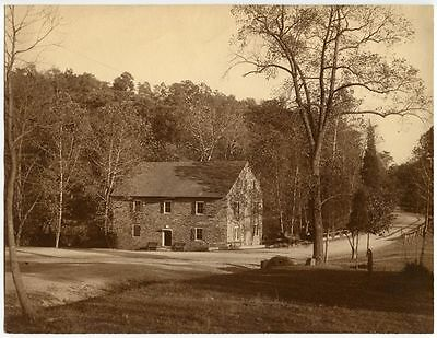 SCHOOL HOUSE OR 2-STORY BRICK/STONE BUILDING PHOTO