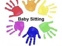 Baby sitter in Birmingham,with DBS!