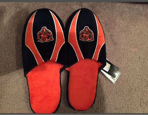 Chicago Bears slippers size 13-14 brand new!!!!